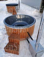 6-8 Personen Hot Tub aus