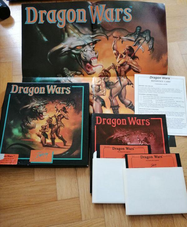 Dragon Wars OVP inkl Zubehör
