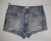 Zara TRAFALUC DENIM Vintage COLLECTION