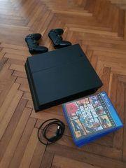 Playstation 4 1Tb GTA 5