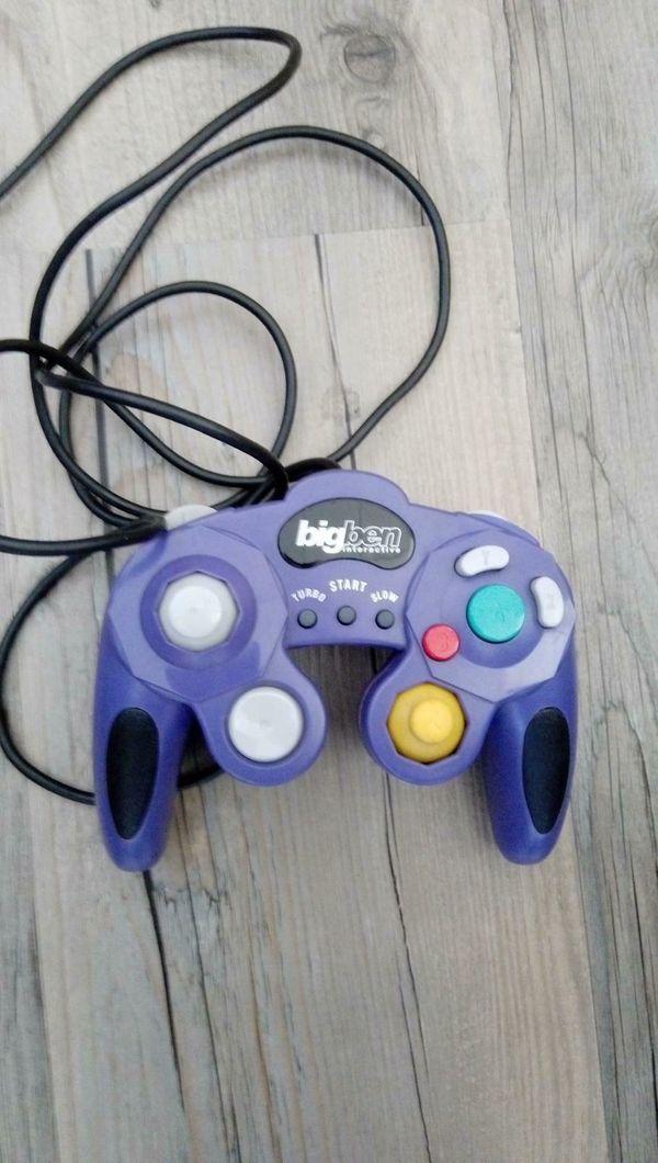Big Ben Nintendo Gamecube Controller