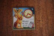 Kinder-Buch Felix wie spät ist