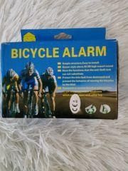 Fahrrad Alarm mit Fernbedienung
