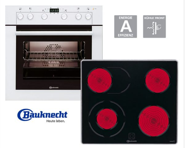 Bauknecht Backofen + Ceran » Küchenherde, Grill, Mikrowelle