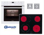 Bauknecht Backofen + Ceran