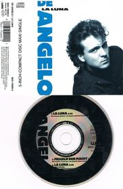 Maxi CD - Nino de Angelo -