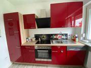 Küche komplett mit Geräten zu