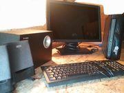 HP Slimline Desktop PC wie