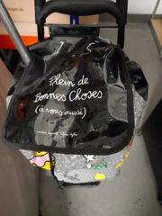 Einkaufswagen French