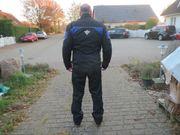 Motorrad-Jacke Größe 60 neuwertiger Zustand
