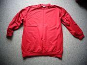 Vintage Sweatshirt weinrot Gr 48