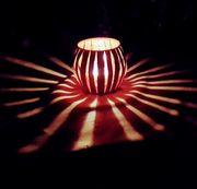 Windlicht Laterne Upcycling vom Schmiedehof