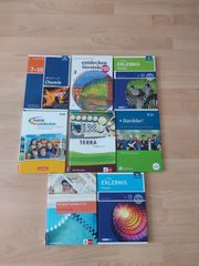 Schulbücher 7-10 Klasse Realschule BW