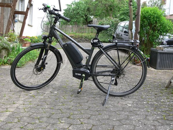 e-bike Marke ebike-manufaktur 11lf mit