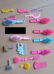 Barbie Haarbürsten