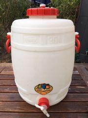 Graf Getränkefässer 30 Liter rund