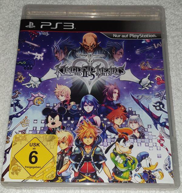 Für PS3 Kingdom Hearts HD 2, 5 ReMix