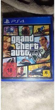 GTA V PS4