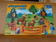 Playmobill Wildpark 1 2 3