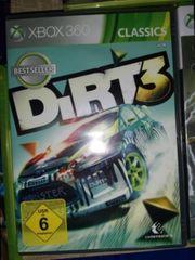 Dirt3 XBox 360