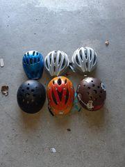 Fahrräder Helme