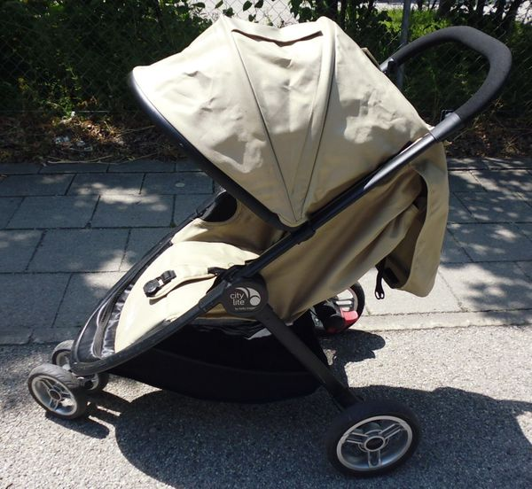 City lite by baby jogger
