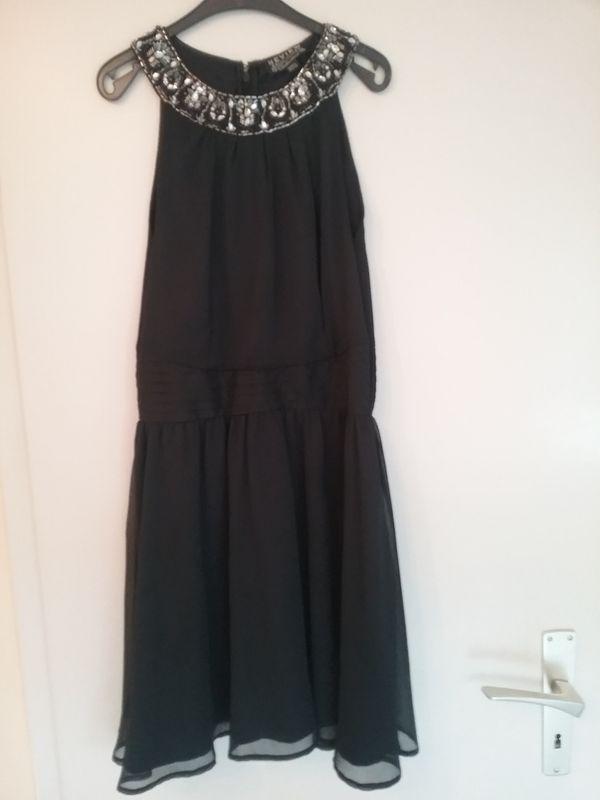 Kleid dunkelblau 164