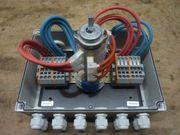 Generatoranschlusskasten DC-Lasttrennschalter v MHH f