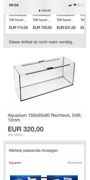 Aquarium 150 60 60