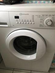 Guterhaltene Waschmaschine