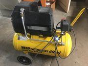 Mobiler Kompressor Schneider Profimaster25o-25 ölfrei