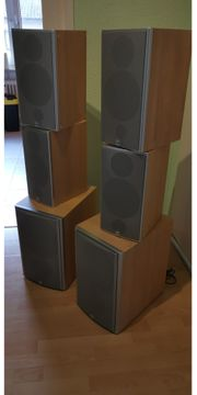 5 2 Lautsprecher System von