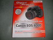 CANON EOS 400D Profi Handbuch