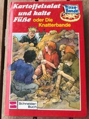 Kinderbuch Kartoffelsalat und kalte Füße