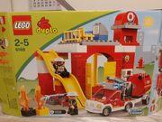 Lego duplo Feuerwehr 6168