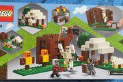 Minecraft Der Plünderer - Außenposten