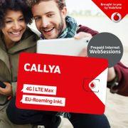 Vodafone Freikarte WebSessions SIM 1