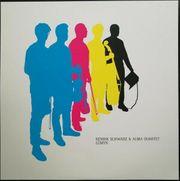 Henrik Schwarz Alma Quartet - CCMYK - Between