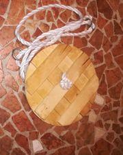 NEU Baumschaukel Tellerschaukel Seilschaukel aus