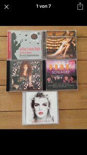 verschiedene NEUWERTIGE CD'