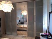 Schlafzimmer Spiegelschrank Neuwertig