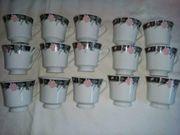 Tausche Kaffee Service 51 teile