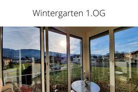 Zentral - im Grünen - Wintergarten - Doppelstöckige 4.5 Zimmer Wohnung PROVISIONSFREI