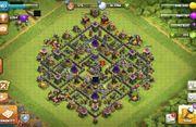 Clash of Clans RH9 Level