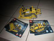 Lego Technik 42028 Bulldozer