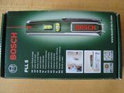 Bosch PLL 5 Laser-Wasserwaage