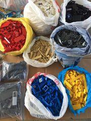 Lego Steine Kiloware 22 Kilogramm
