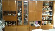 Wohnzimmerschrank Schrankwand