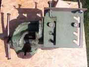 Verkaufe gebrauchten Leinen D100 Schraubstock