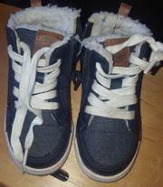 gefütterte Schuhe Gr 22 von